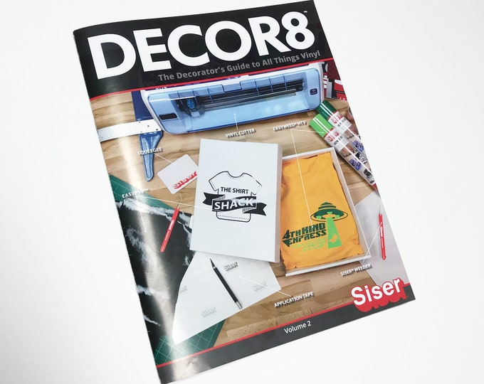 SISER / Decor8 Catalog / 26 pages