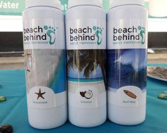 Beach Behind Sand Remover- Trio Pack