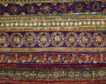 Vintage Sari Trim