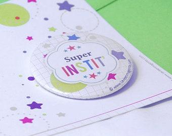 Gift teacher / school year end teacher - teacher gift