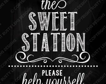 Sweet Station Digital Download