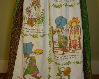 Vintage Holly Hobbie Long Skirt