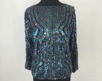 Swee Lo disco blouse!