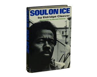 Soul on Ice by ELDRIDGE CLEAVER ~ First Edition 1968 ~ 1st Printing ~ Black Panthers ~ African-American Radical Memoir