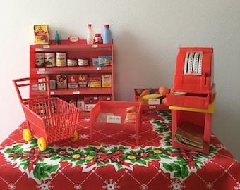 1965 Amsco Toy Supermarket