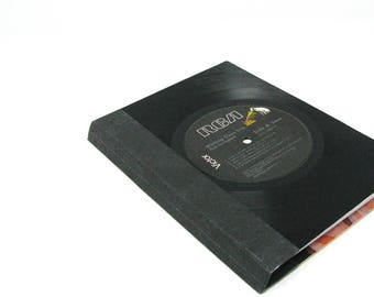 Rick Springfield - Vinyl Record LP Notebook