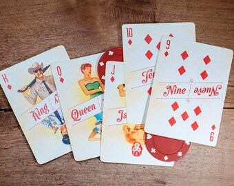 Borderline Playing Cards