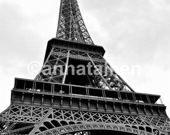 Eiffel Tower, Paris. Photograph