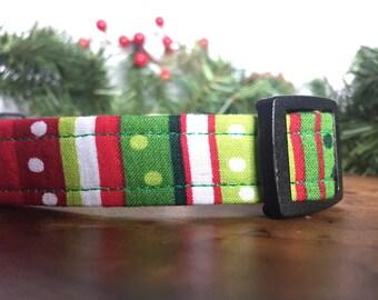 Dog Collar for Christmas Collar Boy Dog - Christmas Dog Collar Boys - Christmas Dog Collar Soft - Male Dog Collars for Christmas - Xmas Dog