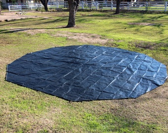 Stout Tent Footprint for Canvas Bell Tent