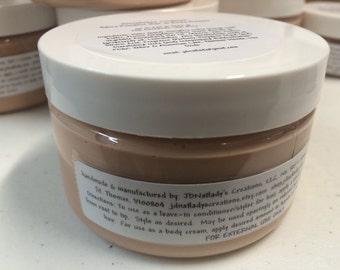 Spicy Pumpkin Body Mousse - Lotion - Pumpkin Cream - Cream- Pumpkin Body Lotion - Hair Product - Pumpkin Spice Lotion