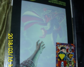"""DC Comics  9.9 CERTIFIED CCGA  """"The Adventures of Superman""""  """"Back from the Dead""""  #500 1993 11"""