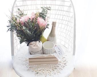 Simple yet sweet gift box