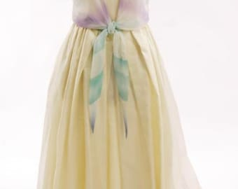 Special SALE each Two Matching Bridesmaids Gown/Dress, Sizes:6 and 10 - item 800, Wedding Apparel