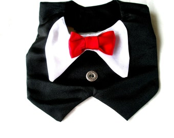 DOGS or CATS  TUXEDOS/ Wedding Bib