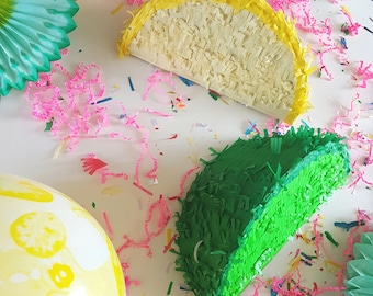 Lemon and Lime Pinatas