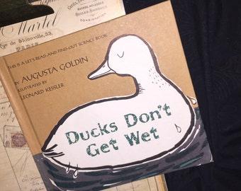 1965 Ducks Don't Get Wet