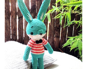 Crochet Bunny plush
