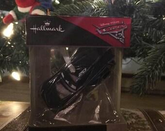 Hallmark Disney PIXAR Cars 3 Jackson Storm Christmas Ornament NIB
