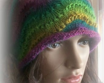 Rainbow Neck - Head Warmer