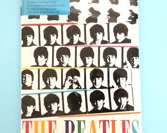 Rare Writing cards The beatles by Pigna made in italy, 1990s