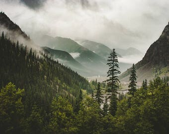 Nature Photography Mountain Range Epic Scenery Mountain Photography Colorado Wall Art Mountain Bedroom Forest Wall Art Print Rocky Mountains