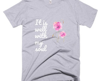 Short-Sleeve Well With My Soul T-Shirt
