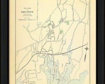 Greenwich, Connecticut 1893