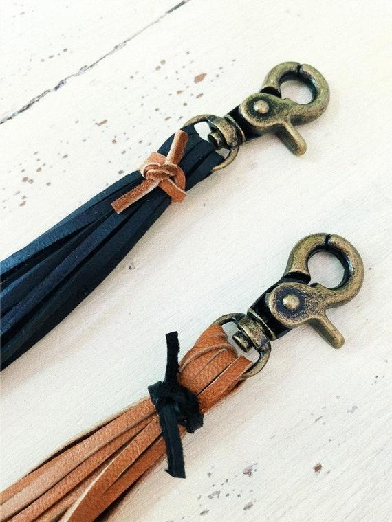 Fringe Tassel Keychain