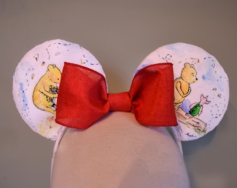 Handpainted/Custom Mouse Ears