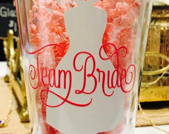 Wedding Party Tumblers