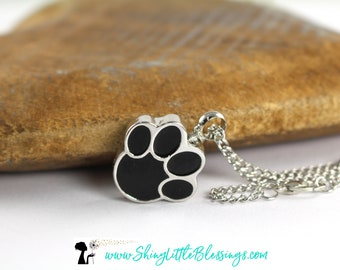 Personalized Pet Urn Cremation Pendant Necklace , Dog Cat Memorial Jewelry , Sympathy Gift