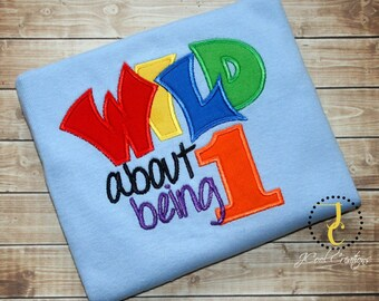 1st Birthday Shirt - First Birthday Dress, Birthday Shirt, 1st Birthday Boy, Baby Girl First Birthday, Primary Color Birthday, M2M Boutique