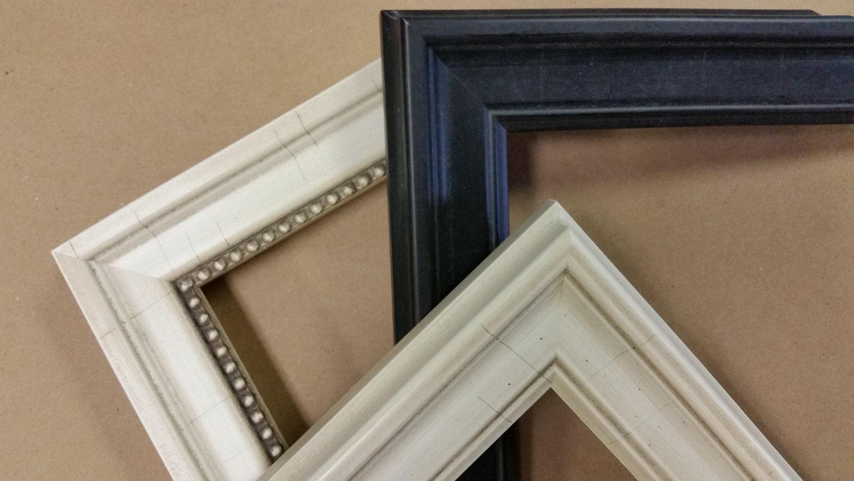 10 x 13 11 x 14 12 x 16 custom classic wood picture frames. Black Bedroom Furniture Sets. Home Design Ideas