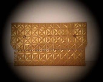 Evening bag or ceremonial gold