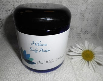 Hibiscus & French Vanilla Body Butter