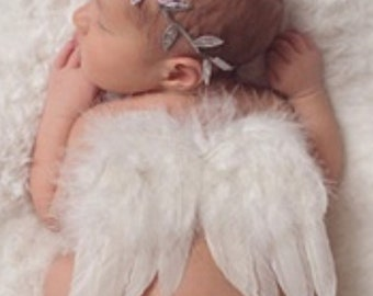 Angel Wings and Headband