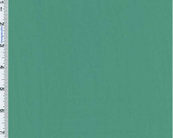 Jungle Green Yoryu Stripe Crinkle Polyester, Fabric By The Yard