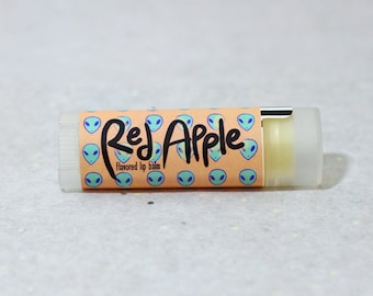 Red Apple Lip Balm (Vegan)