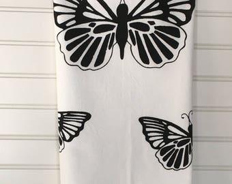 Delicieux Butterfly Flour Sack Towels Flour Sack Tea Towels Wedding Favors For Guests Dish  Towel Screen Printed Towel Tea Towel Kitchen Towel