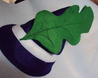 Blue elf hat, Ben's cap--cartoon hat, Halloween costume,  party gifts