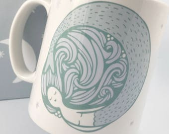 Selkie Mug