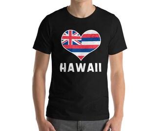 Hawaii Shirt - Hawaii Tshirt - Hawaii - Hawaii Gifts - Hawaii State Shirt - Hawaii Tee - State of Hawaii - Home Shirt - Hawaii Native
