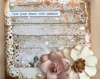 Live Your Dream With Passion