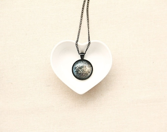Cosmic Necklace -Double Clusters of Stars (NGC 1850)- Galaxy Series (G072)