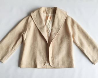 1950s womens jacket