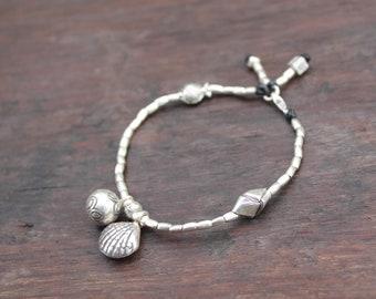 Pisces Ocean Bracelet - Karen Hill Tribe Silver