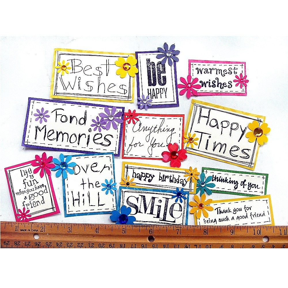 Sentimentstitles For Scrapbooks Quotes Handmade Captions