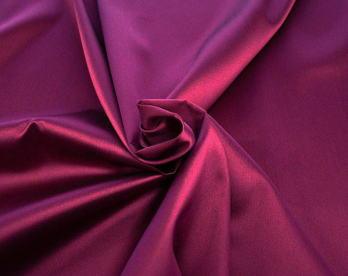 274137-Mikado (Mix)-82% Polyester, 18% silk, width 160 cm, made in Italy, dry cleaning, weight 160 gr