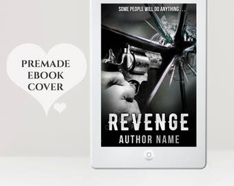 eBook Cover -  eBook Design -  Crime eBook Cover - Mystery eBook Cover - Thriller eBook Cover - Kindle Cover - Premade eBook Cover